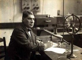 Foto van Leonard Ornstein in 1927